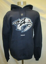 Nashville Predators Men's Hooded Sweatshirt  Navy Blue