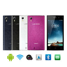 LEAGOO Lead3 4.5inch Android Quad Core MTK6582 1.3GHz 512MB+4GB Smartphone Newes