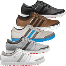 Adidas Golf 2015 Mens adicross Gripmore Waterproof Spikeless Golf Shoes