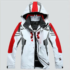 Outdoor Mens Warm Hiking ski suit Jacket Waterproof Coat Snowboard Outerwear SZ