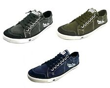 Dockers by Gerli 30ST021 Men's Trainers Washed Canvas Shoes