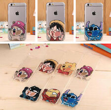 New Cute Super Hero Pattern Hard Skin Case Cover For iPhone 5/5S/5C/6/6plus