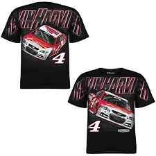 Kevin Harvick 2015 Chase Authentics #4 Budweiser Total Print Tee FREE SHIP!!