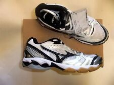 Mizuno Wave Bolt 2 Women's Volleyball Shoes NEW White/Black Various Sizes