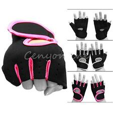 Soft Weight Lifting Gloves Fitness Traning Body Buliding Gym Sports Exercise