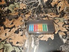 MTM Rifle or Pistol Ammo Box See Description For Reference Chart