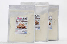 Classikool Pro Bakers Baking Quality All-Purpose Bread, Flour, & Dough Improver