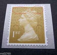 MA12 + MRIL 1st GOLD ENSCHEDE Single Stamp or Strips from Coils of 10,000 U2966a
