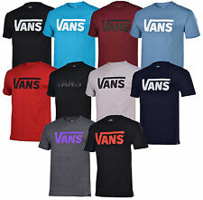 Vans Men's Classic Logo Skateboard Shirt