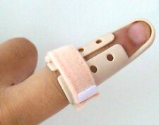 Convenient Easy New Mallet Finger Support Brace Splint Protection Injury BBUS