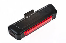 Moon Comet 30 Lumen USB Re Chargeable 2 Mode Bike Bicycle Rear Light 2 Colours
