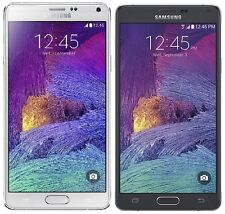 Samsung Galaxy Note 4 SM-N910A - 32GB (AT&T) Smartphone - White or Black