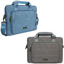 "Briefcase Handle Sleeve Case Messenger Shoulder Bag For 13~13.3"" Notebook Laptop"