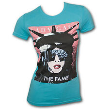 OFFICIAL Lady Gaga - The Fame women's T-shirt NEW LICENSED Band Merch All Sizes