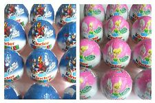 6 KINDER SURPRISE EGGS - Choice of DISNEY FAIRIES or AVENGERS (Chocolate/Easter)