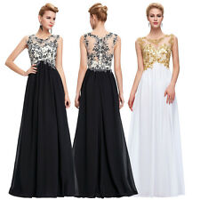 BLACK Vestidos de graduation Long Prom Dresses Formal Cocktail Evening Ball Gown