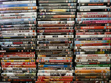 NEW DVD BARGAINS FROM 99P - COMBINED P&P DISCOUNT HORROR COMEDY DOCUMENTARY ETC