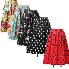 CHEAP FOR YOU!! PENCIL WIGGLE POLKA DOT SKIRT ROCKABILLY RETRO PINUP GOTH SKIRTS