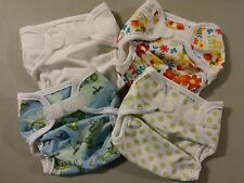 Bummis Super Whisper Wrap Diaper Cover - Your Choice of Size & Color