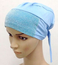 Ramadan NEW  Muslim Inner Hijab Caps Islamic Cotton Underscarf Hats
