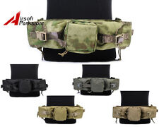 Tactical Military Army Airsoft Hunting Sniper Waist Pack Pouch Bag for Duty Belt