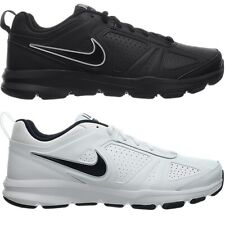 Nike T-Lite XI black or white Men´s Leather Trainers Sneaker Athletic Shoes NEW