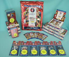 Panini Adrenalyn XL Road to Uefa Euro 2016 Display Blister Starter Set Mini Tin