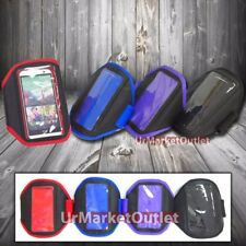 Large Luxury GYM Running Sport Armband Phone Case Cover for HTC One/M8/M8s/M9