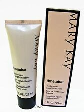 MARY KAY MATTE WEAR LIQUID FOUNDATION BEST FOR COMBINATION/OILY SKIN