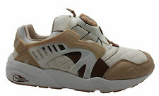 Puma Trinomic Disc X Kasina Lux C Mens Leather Lace Up Trainers (358717 01 D107)