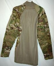 Lot of 5 EUC GI Massif Multicam Army Combat Shirt-All SMALL- PRICE REDUCED!!