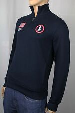 POLO Ralph Lauren Big Pony Olympic Half Zip Fleece Jacket NWT $175