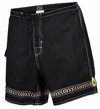 Body Glove Men's How!! Board Shorts-How!!-Black