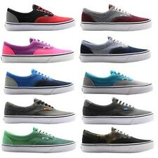 Vans Era 59 MLX Mens Womens Unisex Trainers Shoes Canvas Low Lace Two Tone