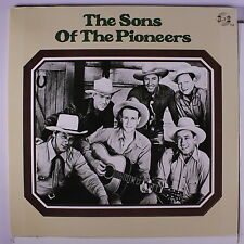 SONS OF THE PIONEERS: The Sons Of The Pioneers LP Country