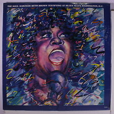 RUTH BROWN: The Soul Survives LP Sealed Blues & R&B