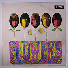 ROLLING STONES: Flowers LP (Germany, '67 'Royal Sound' series red label, non-la