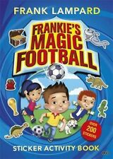 Frankie's Magic Football Sticker Activity Book by Frank Lampard (Paperback,...