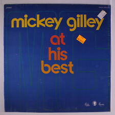 MICKEY GILLEY: At His Best LP Sealed Rockabilly