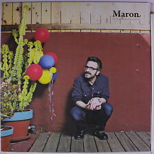 SOUNDTRACK: Maron LP (inner) Soundtrack & Cast