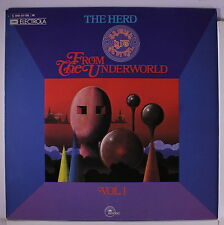 HERD: From The Underworld LP (Germany, laminated cover) Rock & Pop