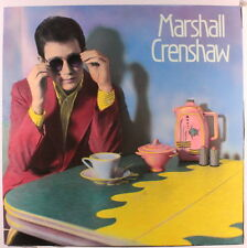 MARSHALL CRENSHAW: Marshall Crenshaw LP (Germany, co) Rock & Pop