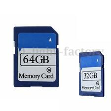 32GB 64GB SD TF Secure Flash Memory Card Class10 For Digital Camera Phone MP3 PC
