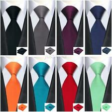 Multi-Colors Fashion Tie Sets 100% Jacquard Woven Silk Men's Tie Necktie New J56