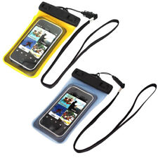 """Waterproof Dry Bag Protector Case Cover Pouch Sleeve for 4"""" iPhone Cell Phone"""