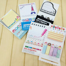 2015 New Piano Memo Post It Notes Message Pad Label To Do List Sticky Notepad