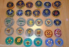 "BOY SCOUT CUB SCOUT INSIGNIA Uniform Emblem - 2"" Round Patch - YOUR CHOICE!"