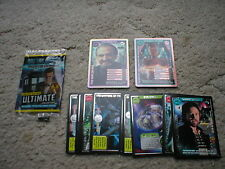 Doctor Who Monster Invasion LE Ultimate - Ultra Rare & Rare Cards