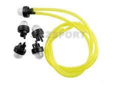 5xSnap In Primer Bulbs + 1FT Tygon Fuel Line For ECHO McCulloch Poulan HOMELITE