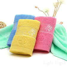 Gift Cotton Soft Absorbent Drying Face Hands Towel 33x73cm Washcloth Bath fMJ48